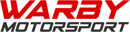 Warby Motorsport Retina Logo